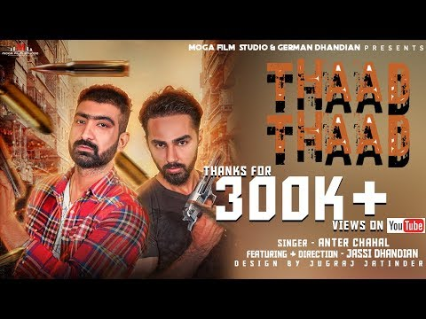 Anter Chahal Ft Jassi Dhandian    Thaad Thaad    Diwali Special    Music Empire    Punjabi Full Song