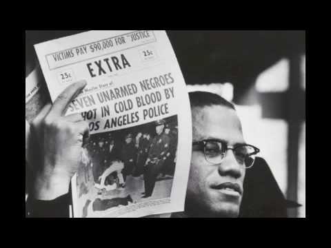 Mhenga Malcolm X: Interview with Dick Elman [1962]