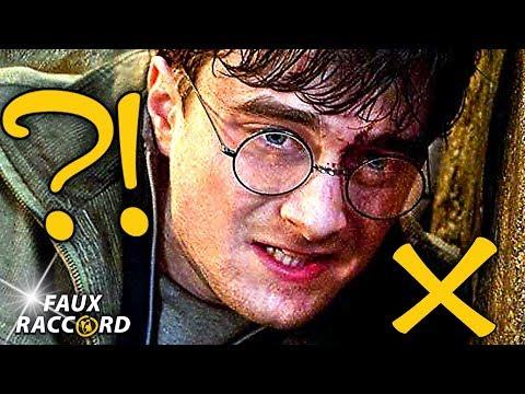 Les (Magiques ?) ERREURS de HARRY POTTER 7 et 8