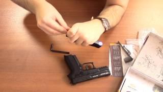 Пневматический пистолет Gletcher SS 2202 (пластик и металл): характеристики, разборка, тюнинг, фото и видео