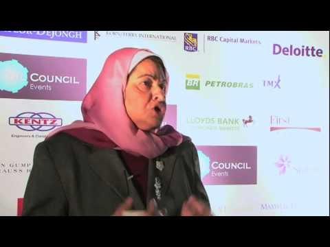 OIL COUNCIL: Sara Akbar Interview, Oil Council World Assembly.