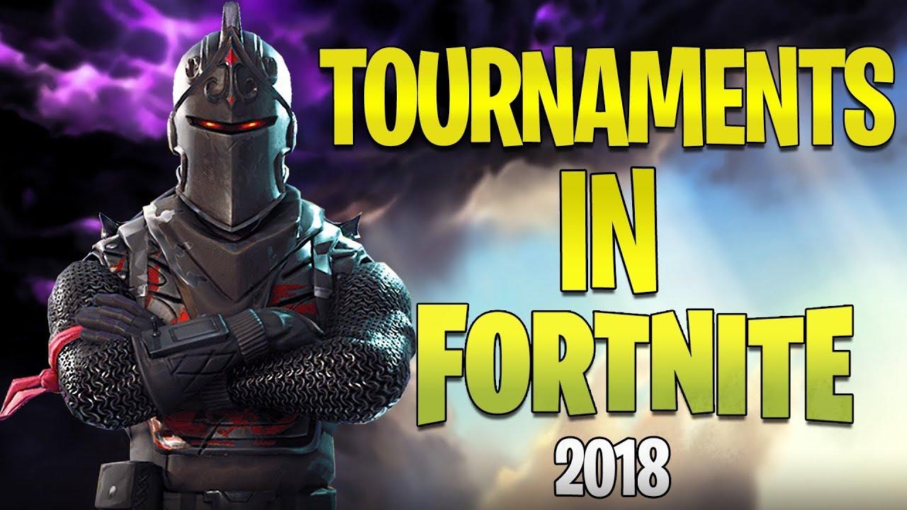 Fortnite Tournaments Soon! (PC/PS4/Xbox) - YouTube