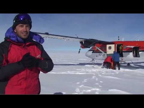 South Pole Expedition in Antarctica 2008 | My team