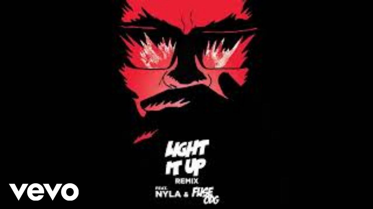 Major lazer light it up (feat nyla & fuse odg) [official.
