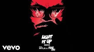 Major Lazer - Light It Up (Remix) [feat Nyla &amp Fuse ODG] with download link