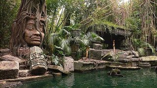 Ancient City Discovered In The Jungle