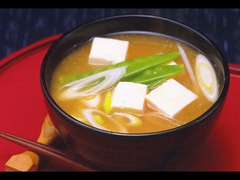Суп мисо ингредиенты