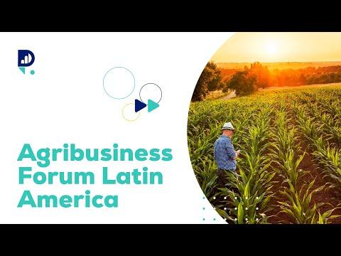 Agribusiness Forum Latin America