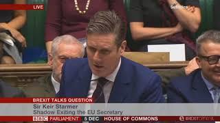 David Davis responds to Labour