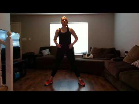 Rockstar Cardio Fitness Dance Routine