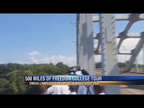 Tallahassee Youth Organization Returns from College Tour