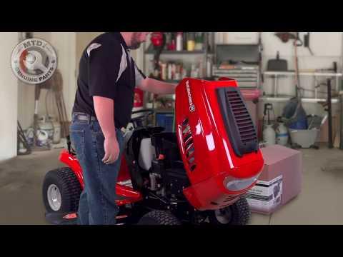 Spring Riding Lawn Mower Maintenance Tips