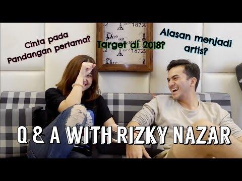 Q & A with Rizky Nazar