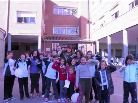Los ni os queremos la paz colegio amor de dios madridejos - Colegio amor de dios oviedo ...