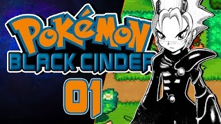 Pokemon Black Cinder ( Fan Game ) Part 1 THE DESIGNS! Gameplay Walkthrough