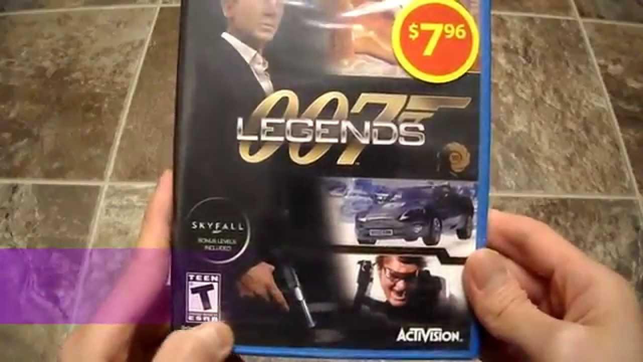 007 wii u
