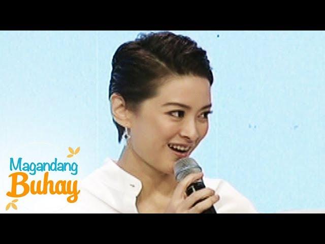Magandang Buhay: Maricar's new hairdo