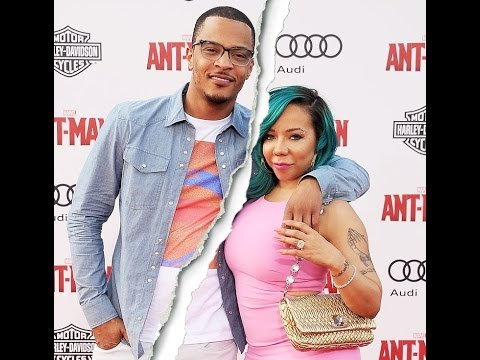 Tiny Kicks TI To The Curb & Files For Divorce After 6 Years of Marriage