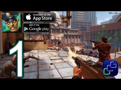 Kill Shot Virus Android iOS Walkthrough - Gameplay Part 1 - Region 1