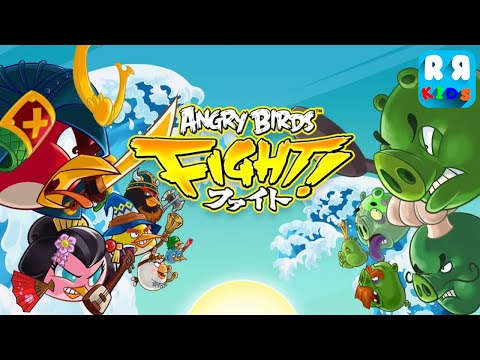 Angry Birds Fight! RPG Puzzle - IOS / Android - Gameplay Video