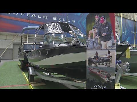 2018 WNY Boat Show underway through Sunday