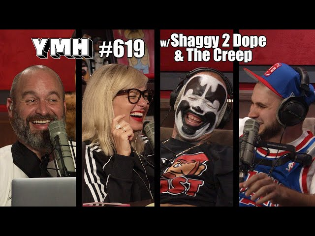 Your Mom's House Podcast w/ Shaggy 2 Dope & The Creep - Ep. 619