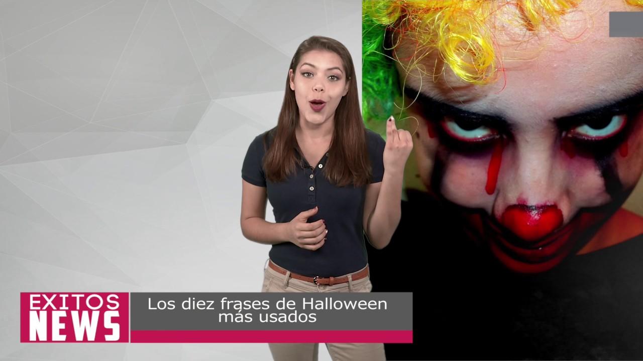 disfraces de halloween mas usados
