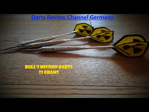 Darts Review Mission