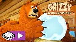 Grizzy und die Lemminge | Bären-Vorhersage | Boomerang