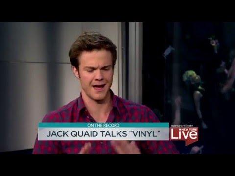 Jack Quaid Talks