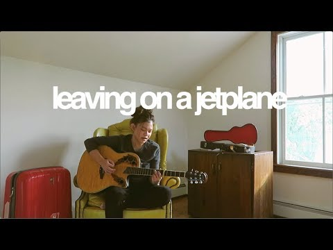 Leaving On A Jet Plane - John Denver (cover) | Reneé Dominique
