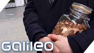 Zu viele Münzen: Sollte man Kleingeld abschaffen? | Galileo | ProSieben