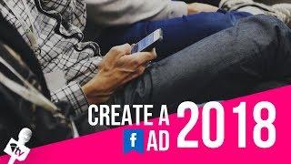 So Erstellen Sie eine Facebook-Anzeige für 2018