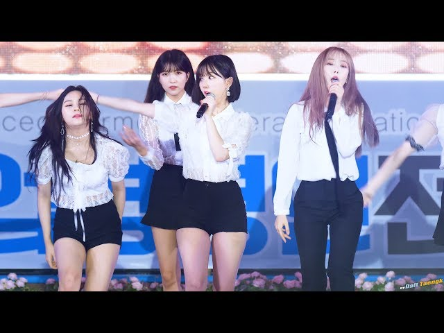 180828 ?? ??? ? ?? ???? GFriend ? Time For The Moon Night @??????????? 4K 60P ?? by DaftTaengk
