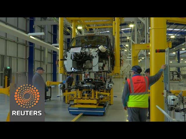 UK economy slows, some sectors speed
