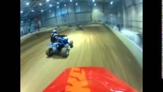DuQuoin IL atv flat track race