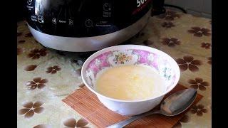 Молочная рисовая каша в мультиварке SUPRA MCS- 5201