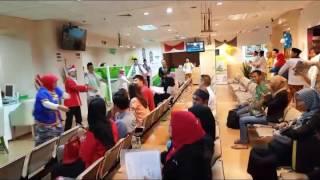 Day 1 : Hari Pelanggan Nasional 2016 BPJS Ketenagakerjaan Jakarta Menara Jamsostek