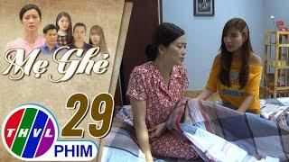 image Mẹ ghẻ - Tập 29[2]: Phương và Thư lo lắng khi thấy dì Diệu bị đau bụng