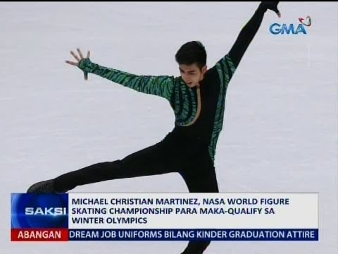 Saksi: Michael Christian Martinez, nasa World Figure Skating Championship