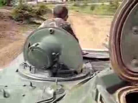 BMP SP1 Panzer fahren in Landsberg