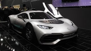 Mercedes AMG Project ONE - Vienna Autoshow 2019