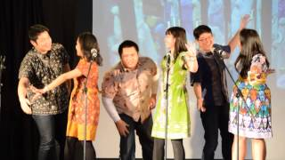 Indonesian Folk Songs Medley by PERMIAS Pullman (WSU)
