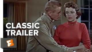 Battle Cry (1955) Official Trailer - Van Heflin, Aldo Ray War Drama Movie HD