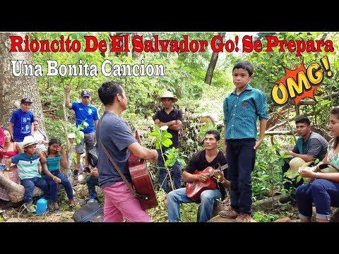 4- Rioncito De El Salvador Go Se Prepara Para Cantarnos  - Convivio Con El Salvador Go Parte 4