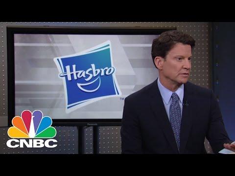 Hasbro CEO Brian Goldner: Blockbuster Storytelling | Mad Money | CNBC