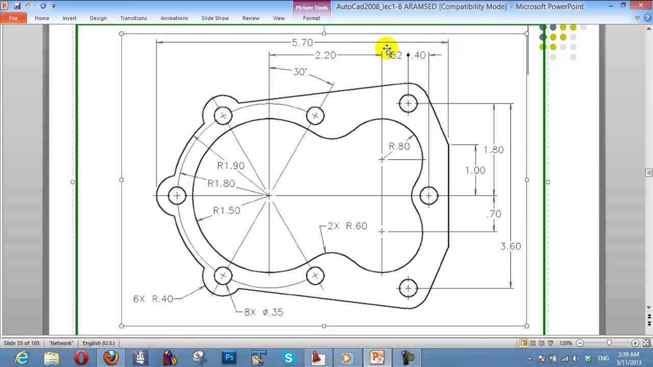 autocad projects for practice pdf