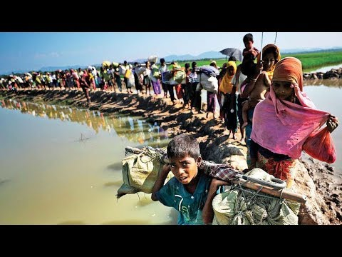 UN urges Myanmar to stop Rohingya killing English report on air 26.12.17