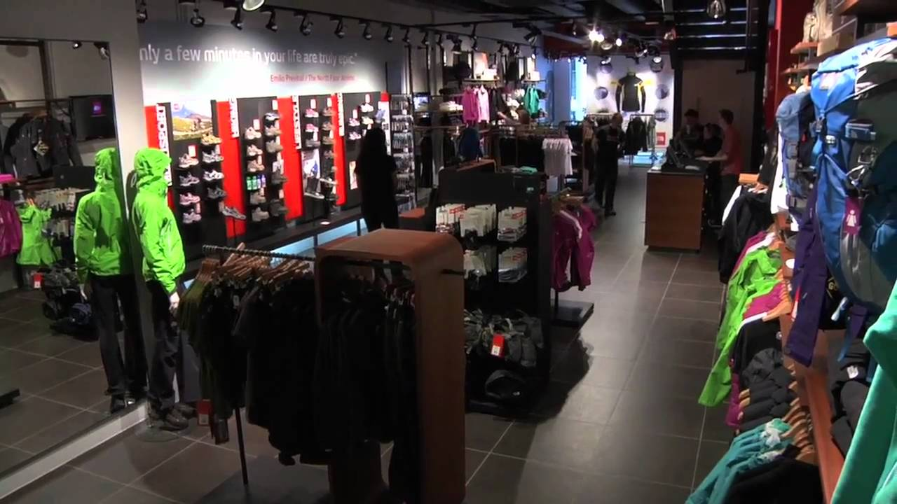 280df16b9 The North Face Liverpool store opening