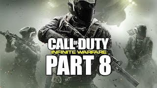 """Call Of Duty: Infinite Warfare - Let's Play - Part 8 - """"Operation D-Con"""" 
